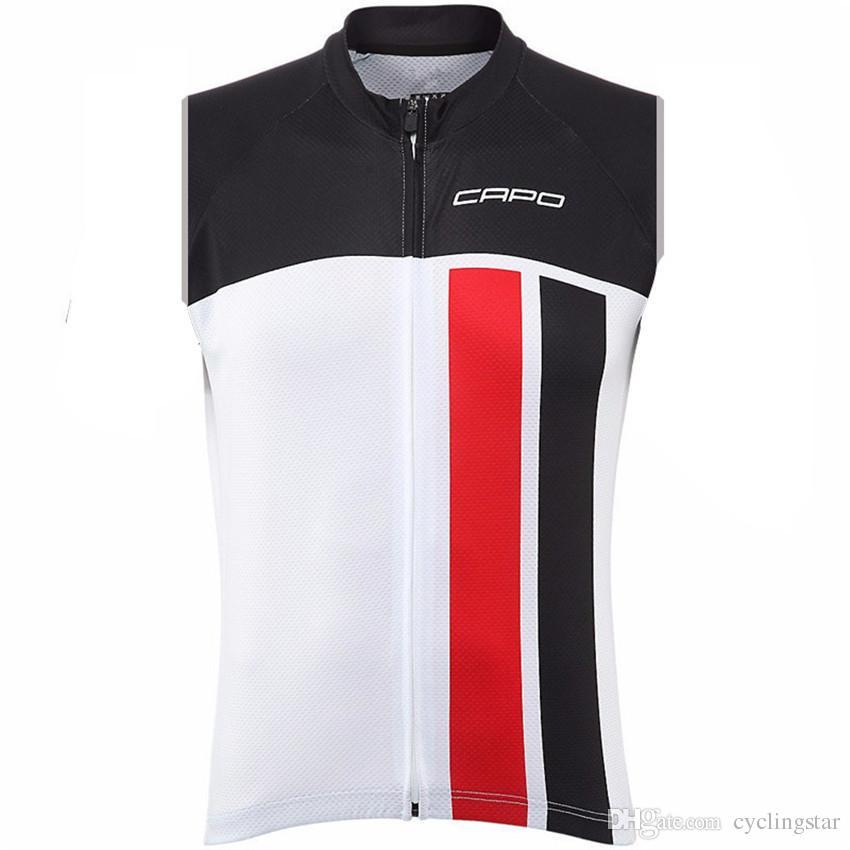 Acquista 2017 Hot New Ciclismo Maglia Senza Maniche Tour De France Ciclismo  Maglia Estate Bicicletta Abbigliamento MTB Bike Maillot Quick Dry Ciclismo  ... ad86b13e5
