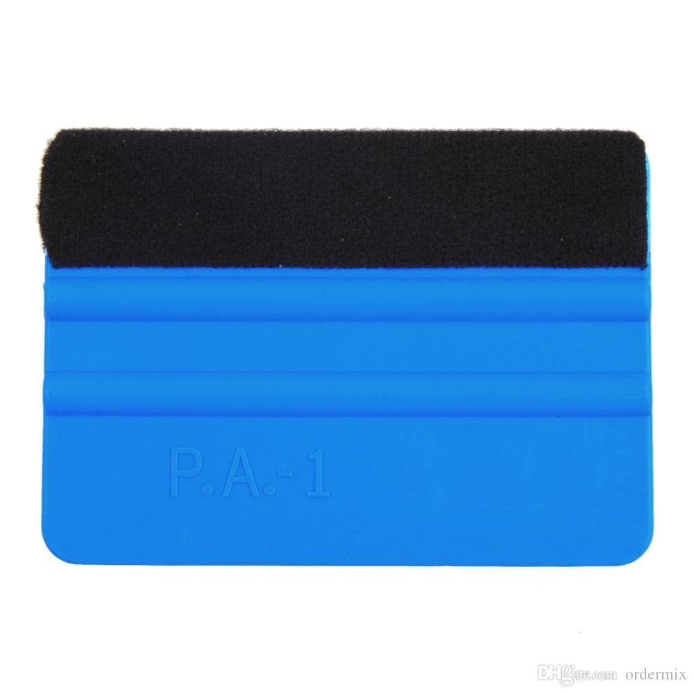 car vinyl film wrapping tools 3m squeegee with felt soft wall paper scraper mobile screen protector install squeegee tool
