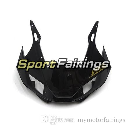 Fairings For Yamaha YZF600 R6 YZF-R6 98 - 02 1998 1999 2000 2001 2002 Injection ABS Plastics Motorcycle Full Fairing Kit Gloss Black Covers