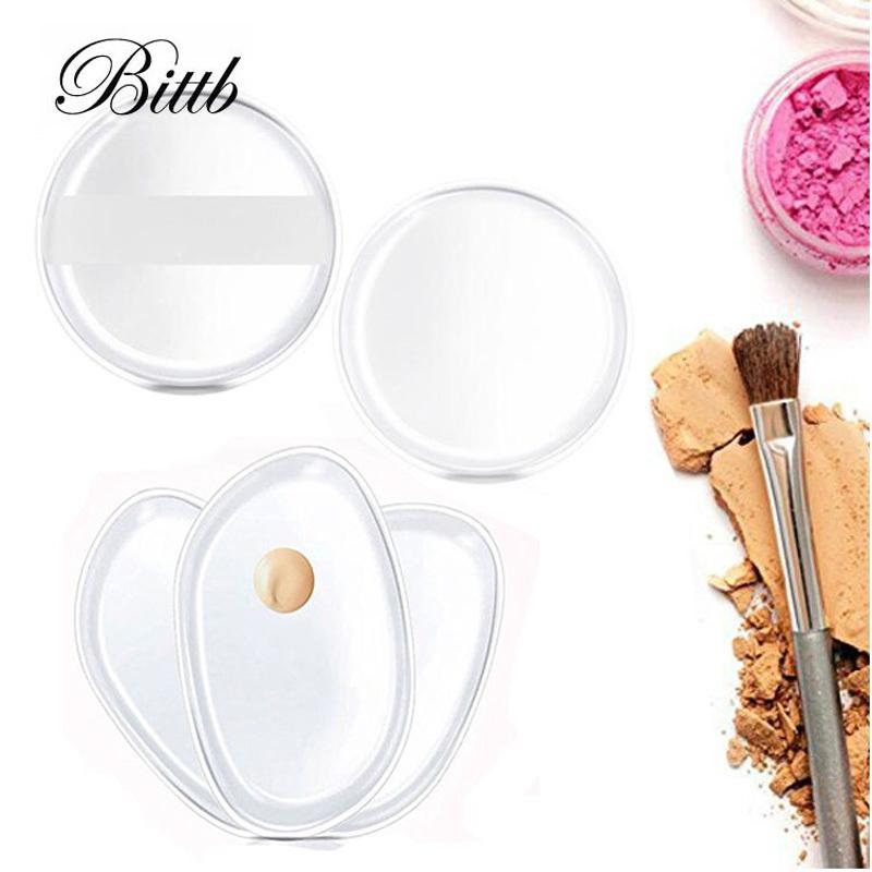 Beauty Essentials Beauty & Health Nice Face Beauty Face Makeup Smooth Easy To Wear Silicone Cosmetic Puff Women Liquid Foundation Concealer For Makeup Puff Tools Low Price