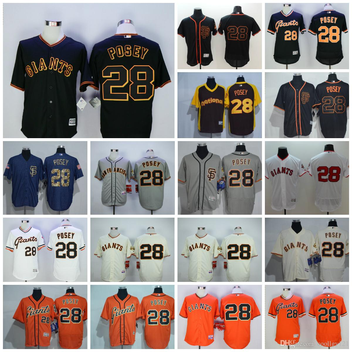 a8f135986 ... inexpensive buster posey jersey color white black gray stitched  throwback jerseys see larger image san francisco