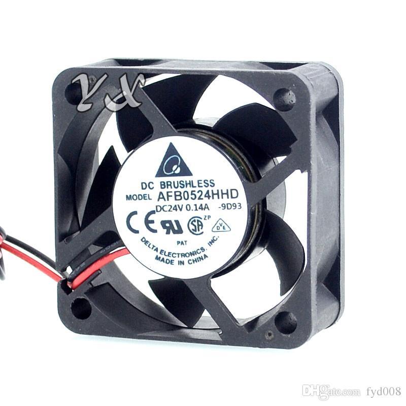 Новый AFB0524HHD 5020 5 см 24 в 0.14 A IPC инвертор вентилятор охлаждения для DELTA 50*50*20 мм