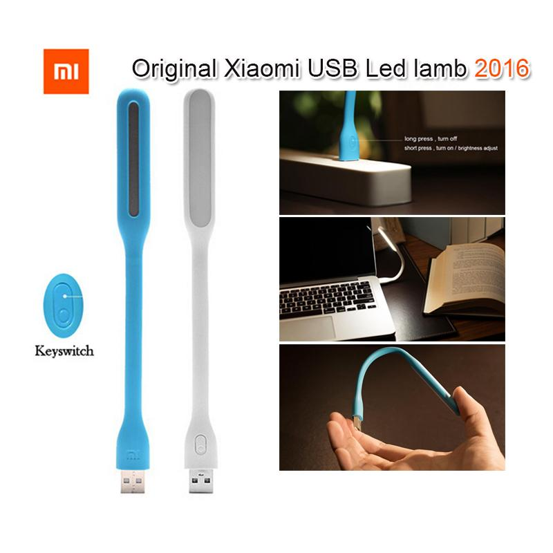 Protect USB for Power USB Portable Xiaomi Wholesale Led Shining LED with Original Lamp Light PlusPro bankcomupter Eyesight Light Xiaomi v8nw0mOyN