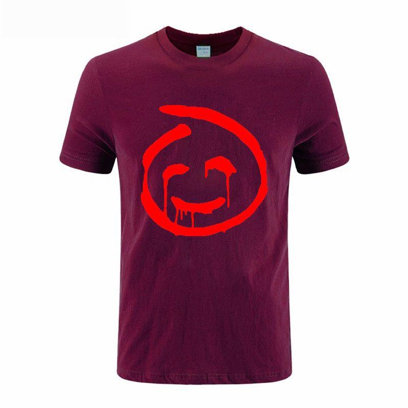 The Red John short sleeve t-shirt cotton t shirt tee comfortable summer fashion style men tops size S-XXXL