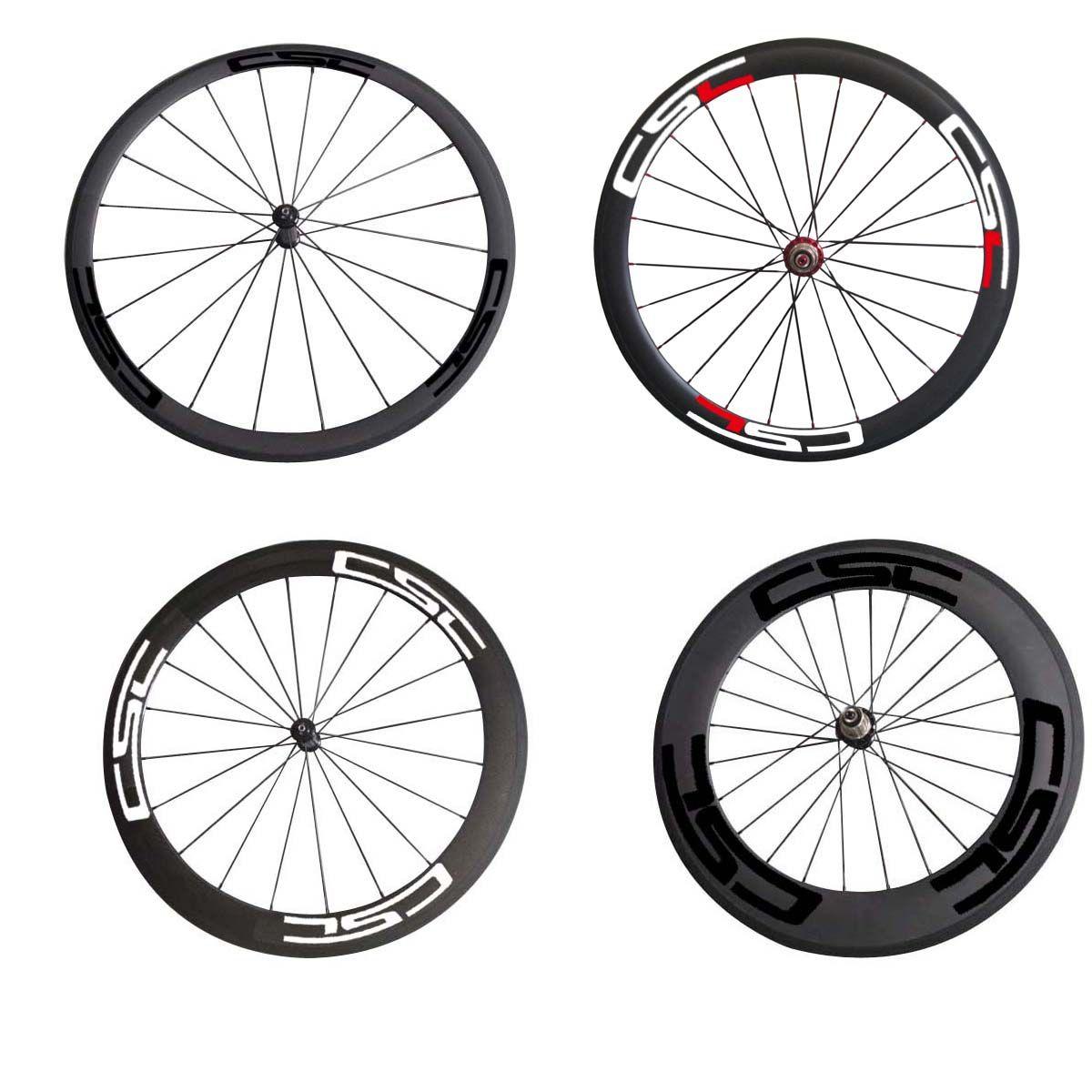 Full Carbon Wheels Straight Pull 24mm 38mm 50mm 60mm 88mm Clincher Tubular  Road Bike Bicycle Wheels Powerway R36 Hub Road Bike Wheelset
