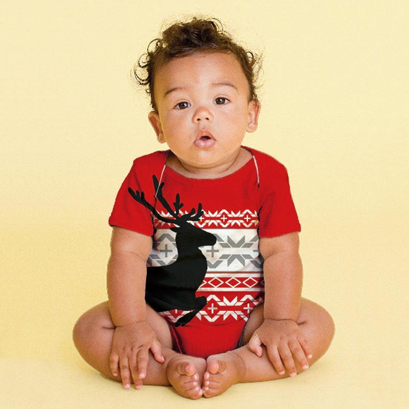 Foto Di Natale Neonati.Ragazzi Tute Di Natale Bambini Pagliaccetti Neonati Che Si Arrampicano Vestiti Bambini Set Di Abbigliamento Per Bambini