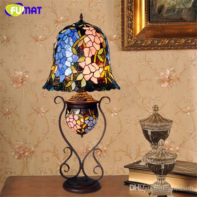 2018 antique tiffany table lamp artistic creative wisteria glass see larger image mozeypictures Image collections