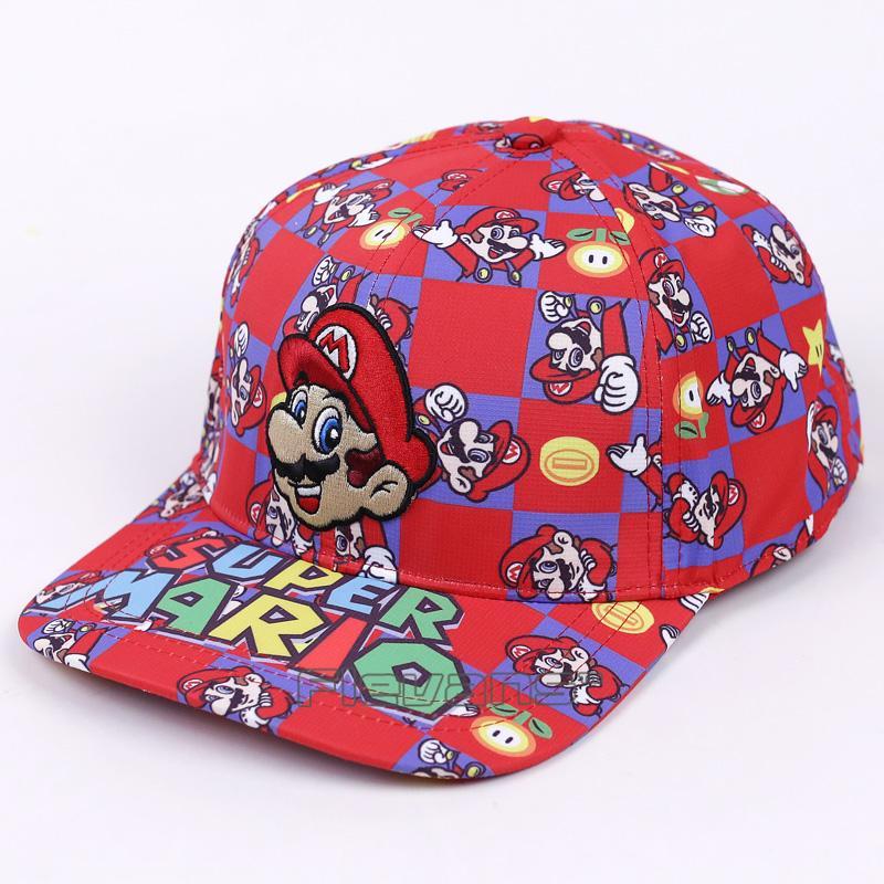 e087acbba8734 Acheter Gros Mode Super Mario Bros Snapback Casquettes Chapeau Hommes  Casquettes De Baseball Unisexe Hip Hop Snapbacks De $35.63 Du Tonic |  DHgate.Com