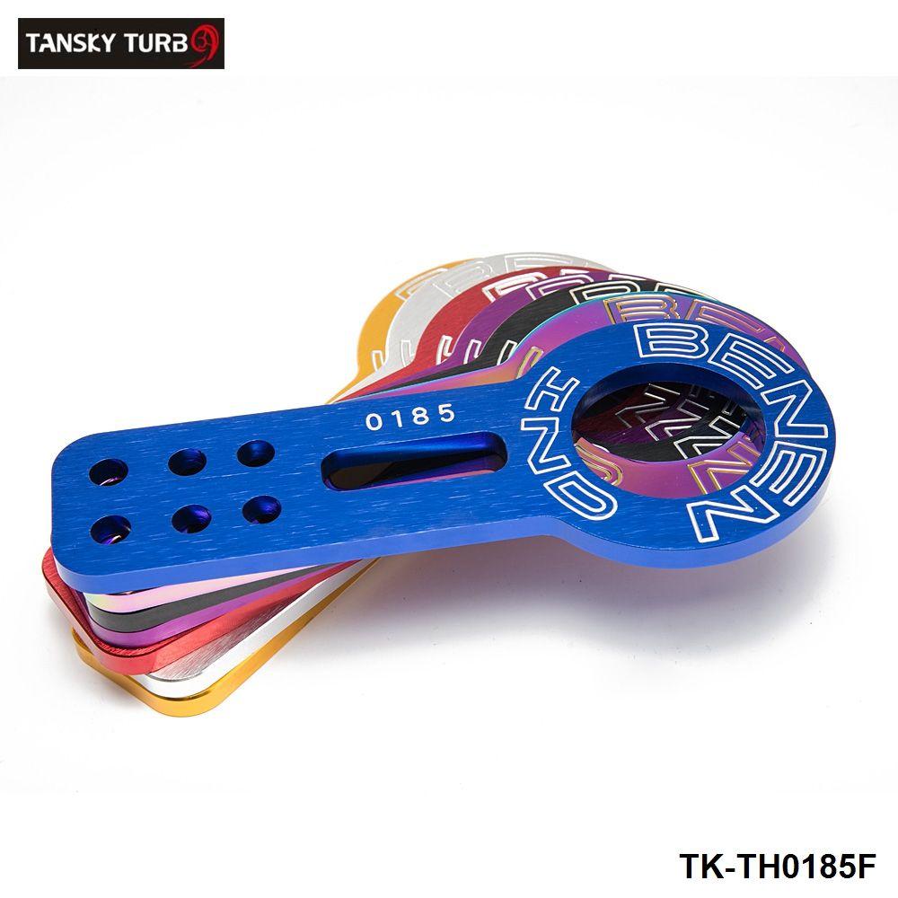 Tansky - Benen-0185 Billet aluminium geanodiseerde universele voorwandhaak rood, blauw, zwart, zilver, gouden, paars, neochroom TK-TH0185F
