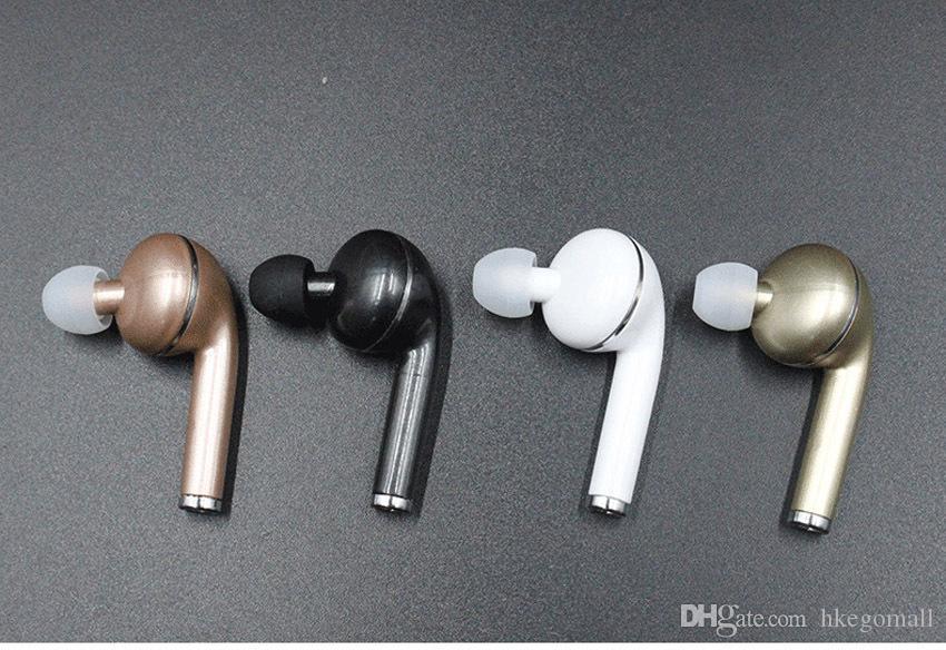새로운 I7 블루투스 이어폰 V1 휴대용 미니 헤드셋 단일 패키지 유니버셜 V1 업그레이드 에디션