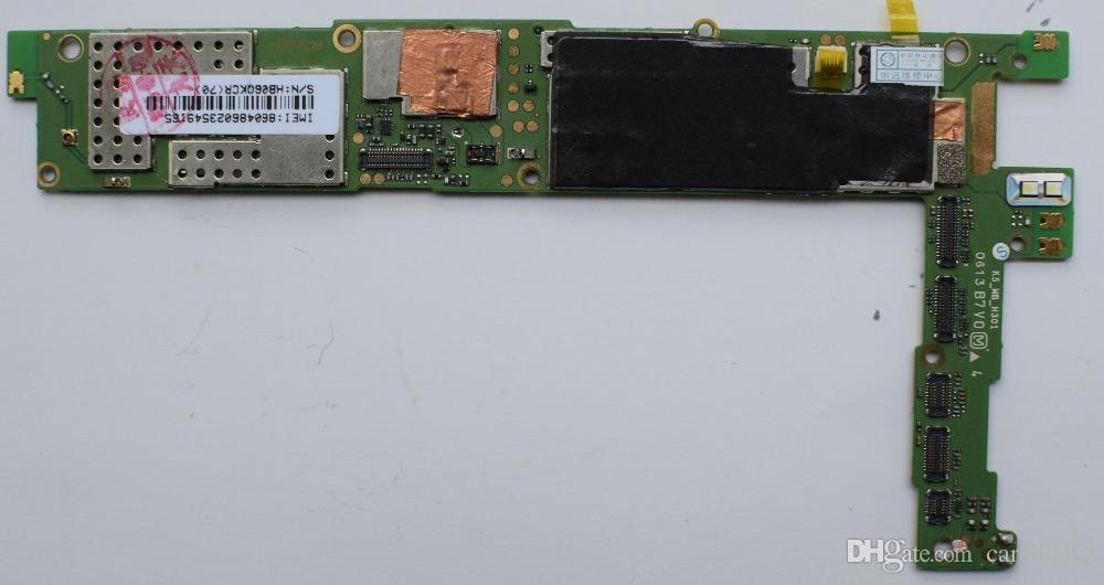 Unlocked test used work well for lenovo k900 motherboard mainboard board card fee chipsets panel