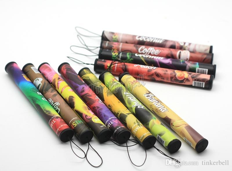Shisha Hookah Pen Eshisha Disposable Pen Electronic Cigarette Pipe Cigar Shisha Time E cigs 500 puffs 30 Flavors