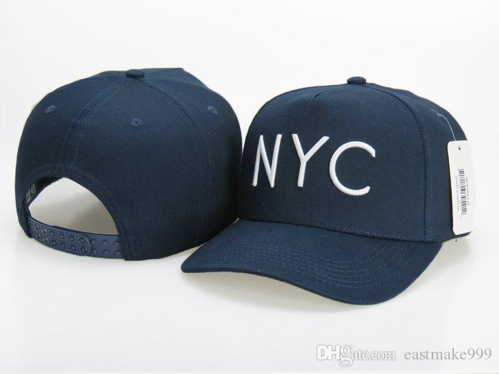 Hip Hop NYC Snapback Caps Flat Baseball Hats For Men And Women Snapbacks  Casquette Bone Aba Reta Bones Gorr Hatland Brixton Hats From Eastmake999 05fa4d8777e