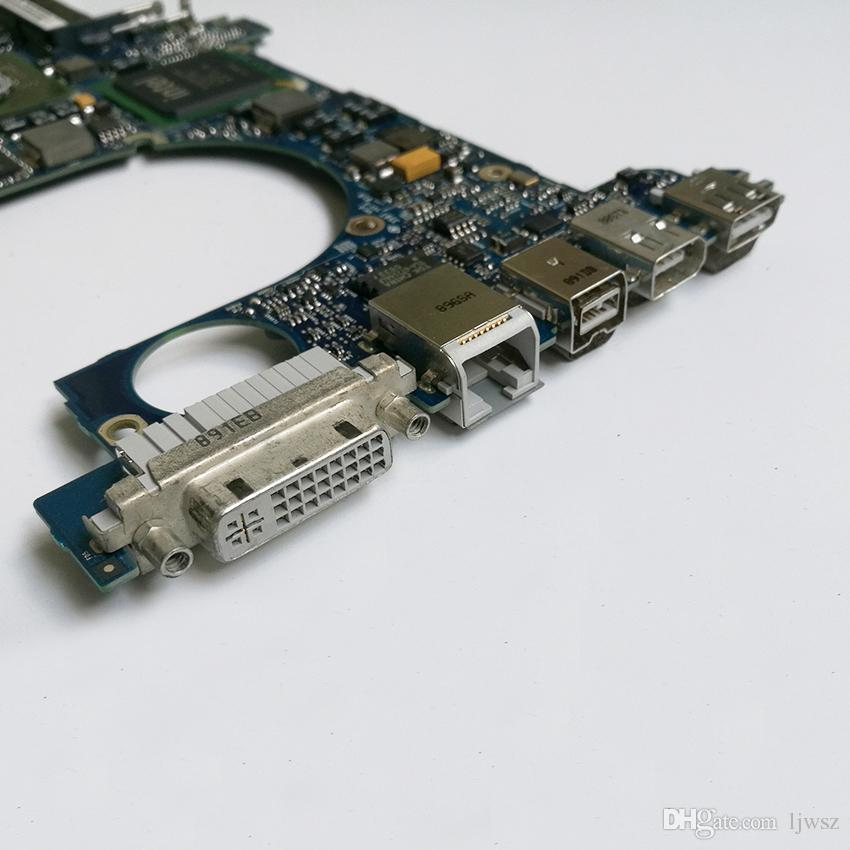 """For Macbook Pro 15"""" A1260 Motherboard Logic Board 2.5GHz T9300 CPU 820-2249-A 661-4961 MB134LL/A 2007"""
