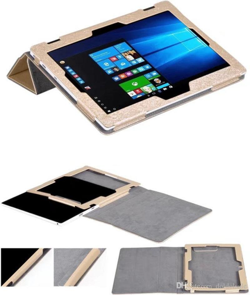 Silking PU Leather Case Cover with Stand for Lenovo Miix 320-10ICR Miix320 Miix 320 Tablet 10.1 inch +Clear Screen Protector Film