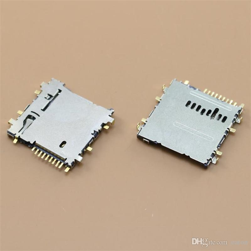 New Tab 3 8.0 T310 T311 P5200 T210 T211 T310 T315 T111 Sim Card Reader Holder Socket Slot