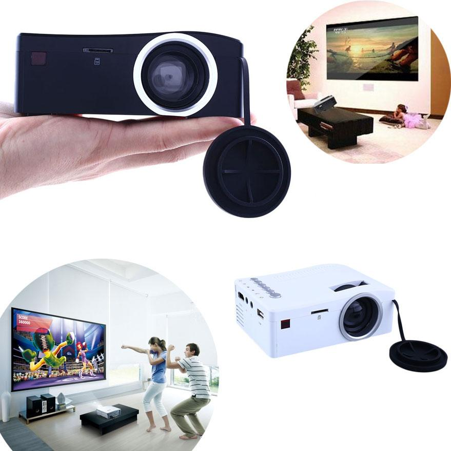 Free Shipping 2016 Bl35 Projector Full Hd Tv Home Cinema: 2019 Wholesale 2016 Hot Sale Mini Projector TV Led Video
