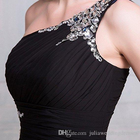 2017 новый градиент длинные линии шифон выпускного вечера вечерние платья женщин вечерние платья длиной до пола платье партии QC441