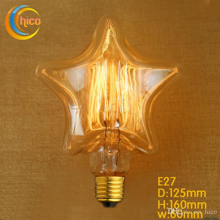 Best E27 Edison Light Bulb Led Light Bulb Retro Lamp Vintage ...