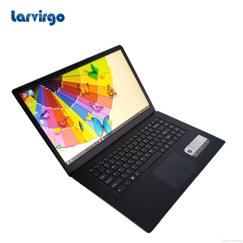 Großhandel 2017 Neue Laptop 15 6 Zoll Led 16 9 Hd Bildschirm Win10 In Tel Hd Grafiken Hohe Kapazität Batterie 8000 Mah 4 Gb Ram 64 Gb Ssd Notebook