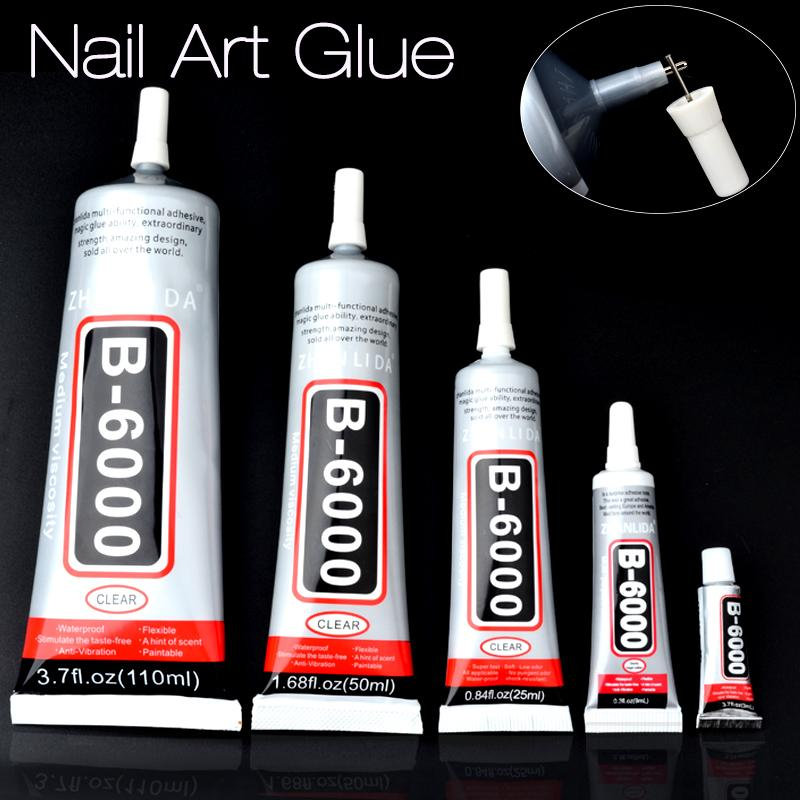 Wholesale Nail Art Glue Nail Rhinestones Decoration Adhesive Tools ...