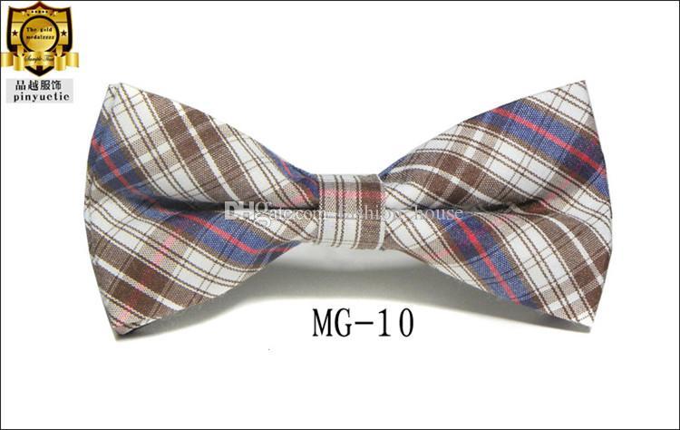 Niños bebés niñas niños es puro algodón formal smoking Bowtie Bow Tie niños impresos boda corbata envío gratis L001