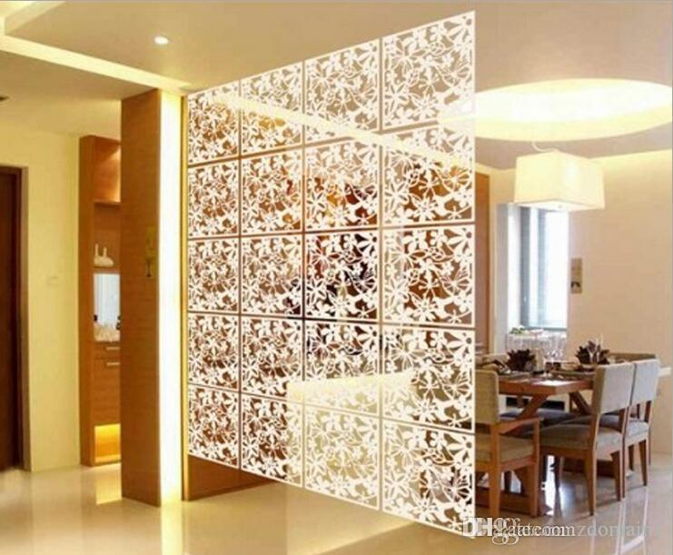 Best 40cmx40cm Biombo Curtain Wall Panels Hanging Screen Mobile Living Room  Entrance Minimalist Fashion Chinese Folding Screen Under $18.79   Dhgate.Com