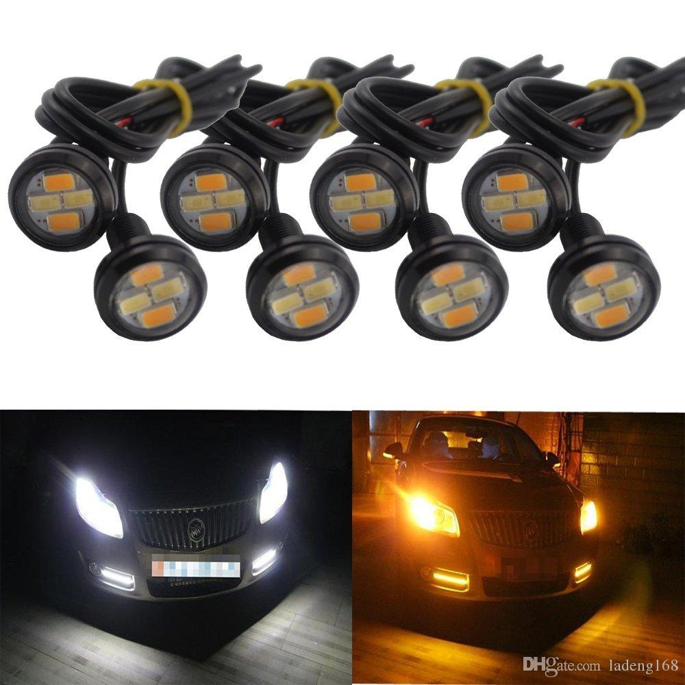 Großhandel Led Drl Tagfahrlicht Eagle Eye Led Lampen Auto Auto Motor ...