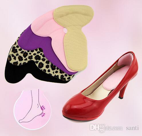 Hot Soft Silicone Heel Cushion Protector Feet Care Shoe Pad Insole Foot Treatment Health Care