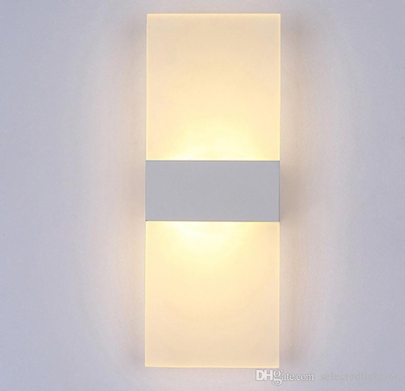 Acquista lampade da parete moderne della camera da letto applique di abajur applique del bagno - Lampade da parete moderne ...