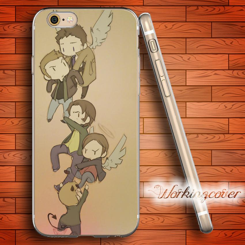 coque iphone 6 supernatural