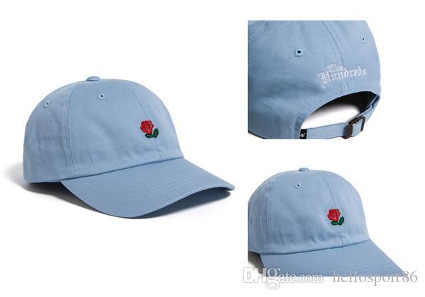 новая мода Роуз бейсболка snapback шляпы и кепки для мужчин / женщин Марка спорт хип-хоп плоский солнце шляпа кости gorras дешевые мужские Casquette