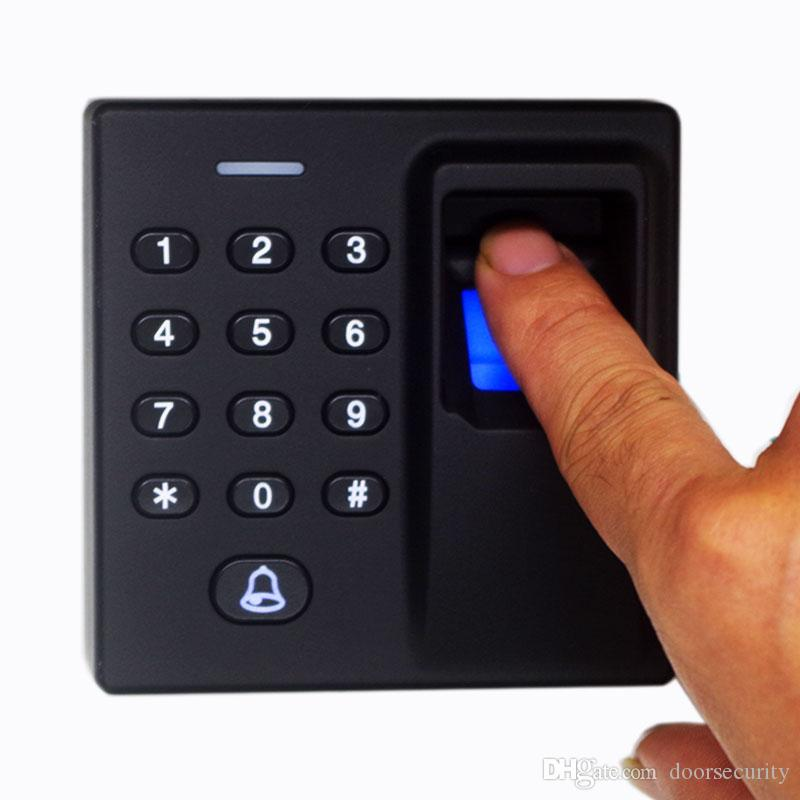 Fingerprint Access Control A System Fingerprint Open A