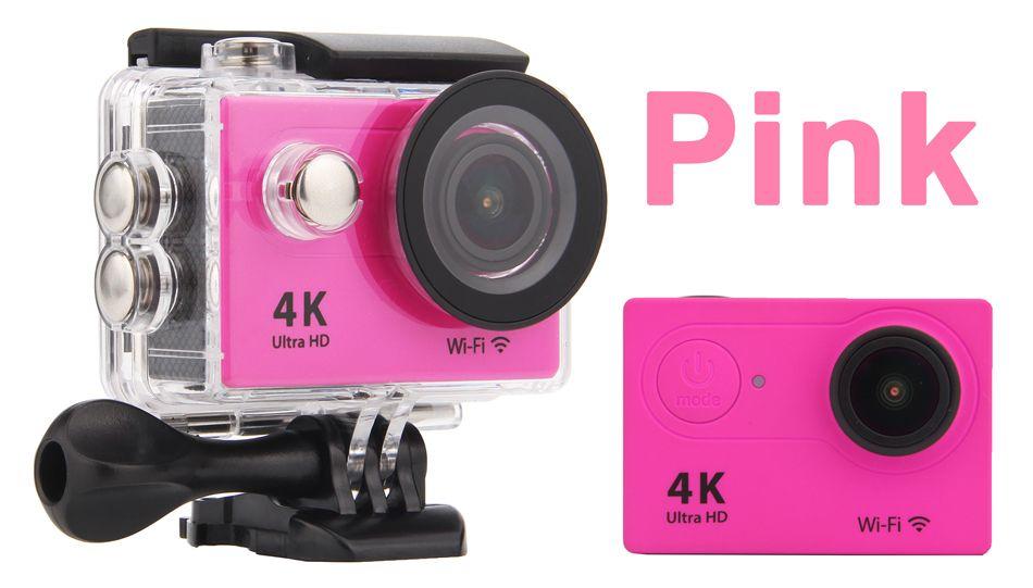 Action camera EKEN H9 Ultra HD 4K WiFi 1080P/60fps 2.0 LCD 170D lens Helmet Cam underwater waterproof go pro camera SJ4000 style