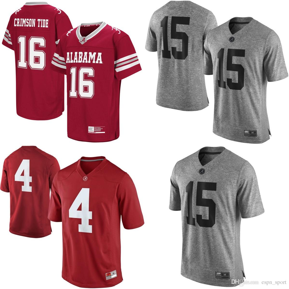 on sale cb5eb 5e7ca Alabama Football Jersey For Toddlers | Toffee Art