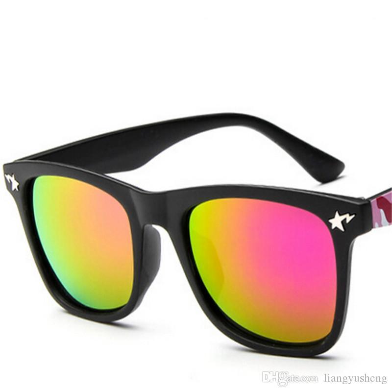 Compre Gafas De Sol Polarizadas De Las Muchachas De Los Muchachos De ...