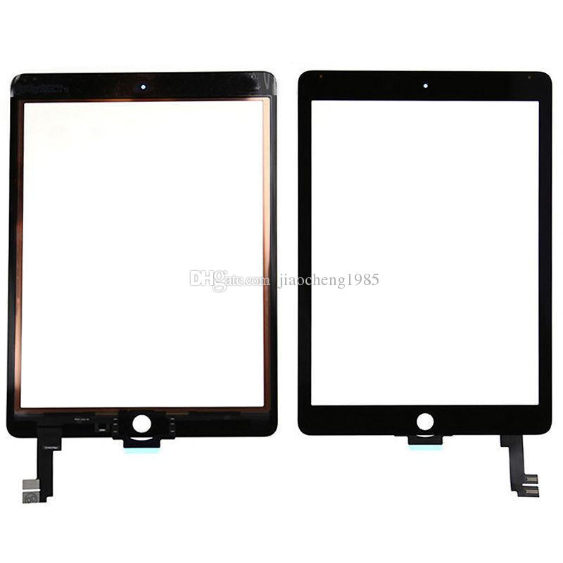 Touch Screen Digitizer For Ipad Air Air2 Mini 4 Without Home Button & Adhesive Repair Parts Black White