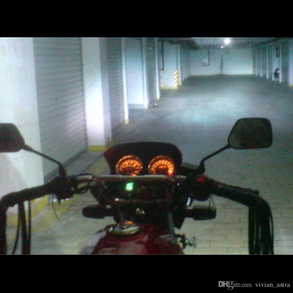 Motosiklet hid xenon Kiti far H4 H6 BA20D Hid Işıklar Hi / Düşük Ampuller Bisiklet Bisiklet xenon lamba Işık 12 V 35 W