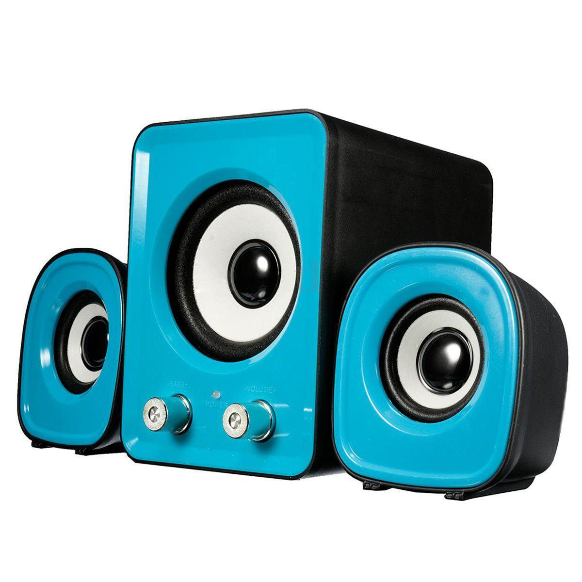 Wholesale Ces Mini 2.1 Multimedia Stereo Portable Usb Desktop Pc ...