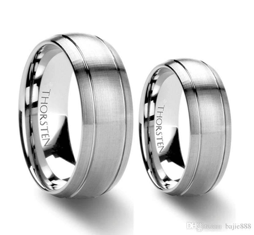 see larger image - Gay Wedding Ring