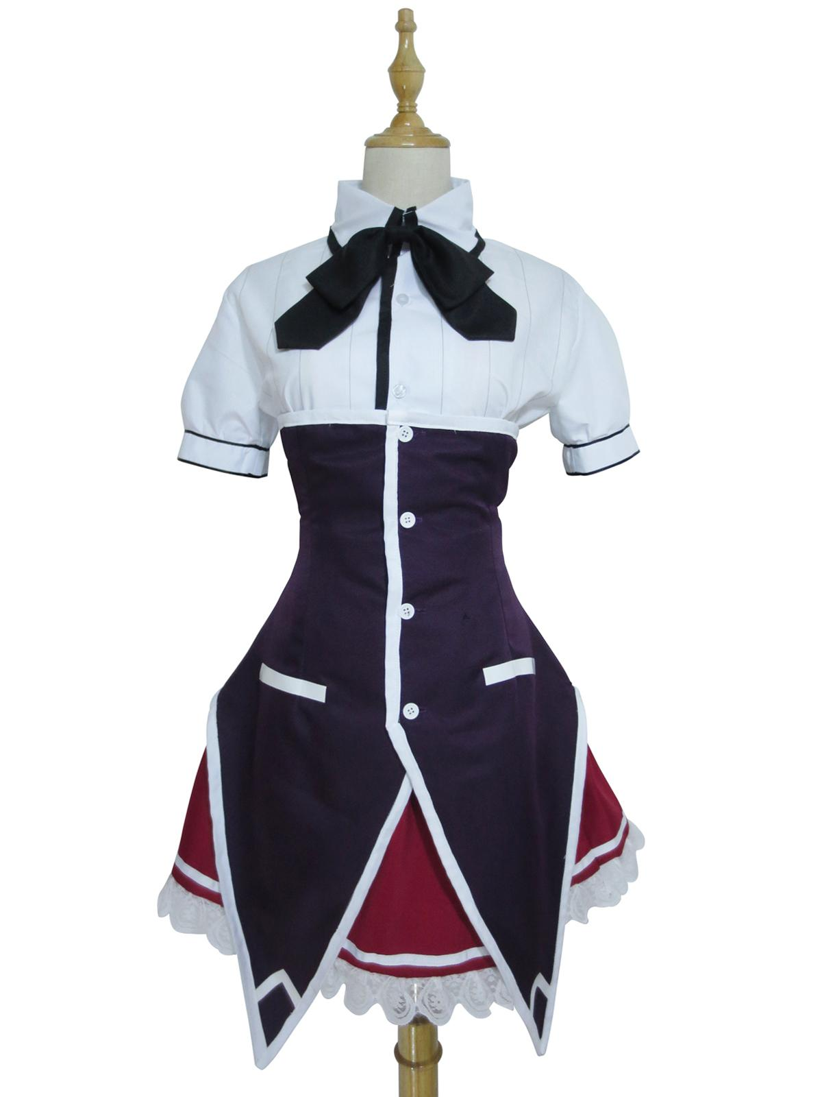 High School Dxd Rias Gremory Dress Suit Cosplay Costume Halloween
