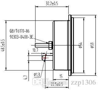 Runde LED Digital Akkuanzeige Entladungsanzeige Stundenzähler Ladezustand Gabelstapler, EV, 12V 24V 36V 48V 60V bis 100V