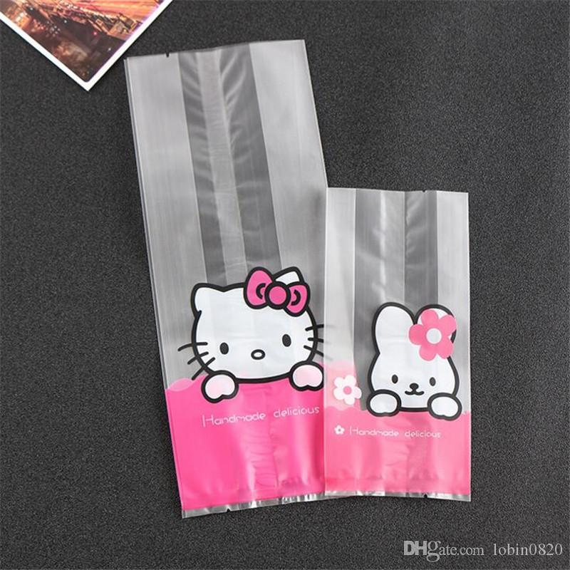 2019 Hello Kitty Machine Sealing Food Biscuit Envelope West Point ... f09380ddfb19a