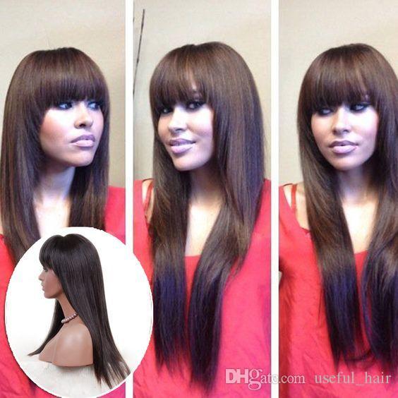 130% Yoğunluk Dantel Ön İnsan Saç Peruk Siyah Kadınlar Için Kısa Peruk Öncesi Pretted Doğal Saç Çizgisi ile Bebek Saç Ombre Kıvırcık Peruk
