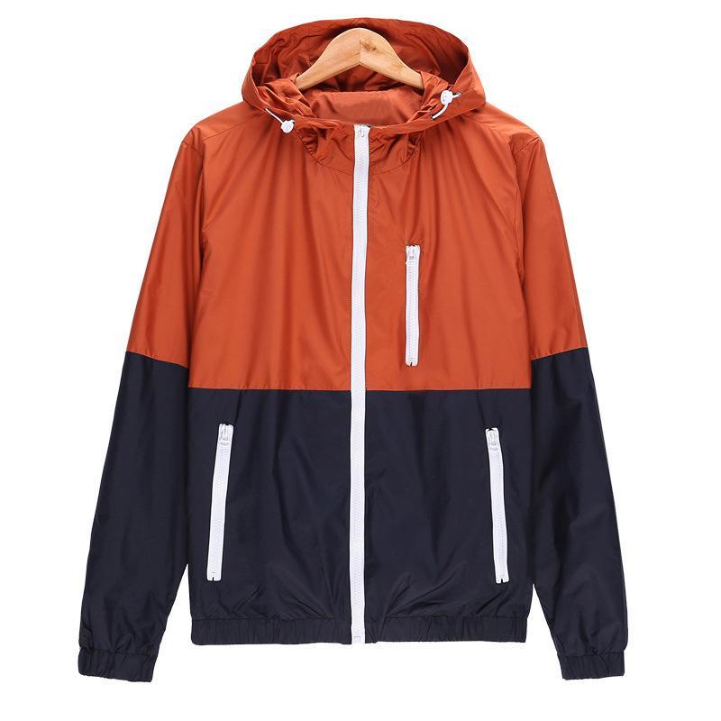 2017 Bahar Yeni Ceket kadın Kadın Ceket Moda Ince Rüzgarlık Erkek Kadın Ceket Ceketler Kadınlar
