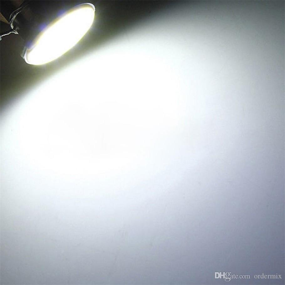 Super White 1157 COB LED وقوف السيارات عكس النسخ الاحتياطي ضوء سيارة مصباح لمبة DC 12V