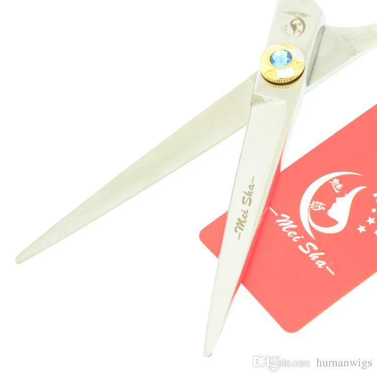 6.0Inch MeiSha Hairdressing Scissors Professional Hair Cutting Scissors JP440C Best Hair Shears Hairdresser Razor Haircut ,HA0259