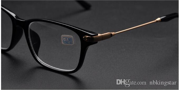 قصر النظر وصفة طبية جديدة قصر النظر نظارات القراءة نظارات قصر النظر للجنسين / حرية الملاحة