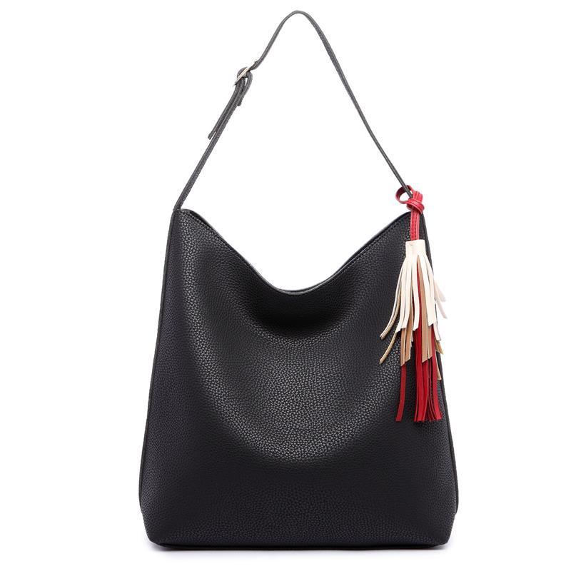 e0cad4c1a4eb Prada Vitello Daino Medium Pocket Hobo Bag
