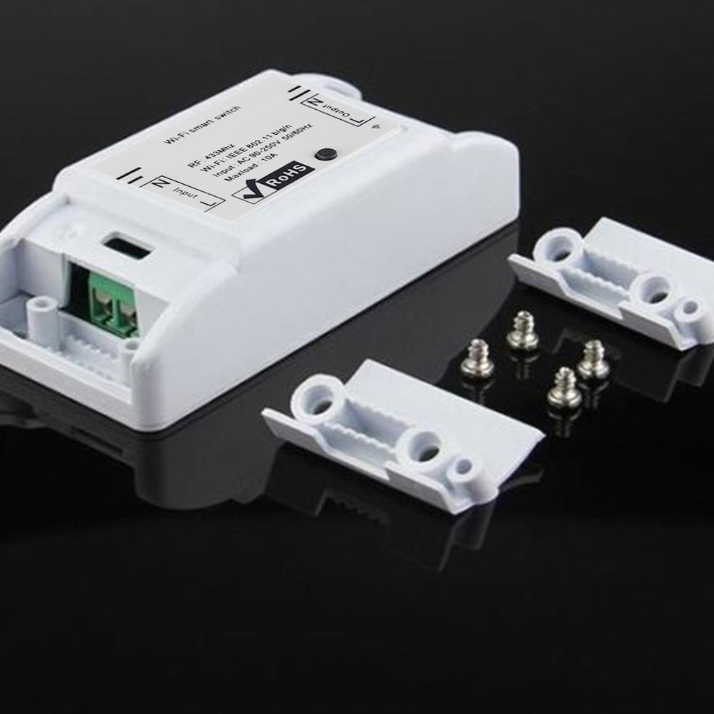 Diy Wifi Smart Switch Home Electric Appliances Power Switch ...